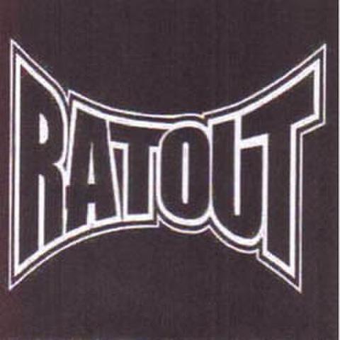 RATOUT I.W.O.C CD-R