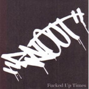 RATOUT fucked up times CD-R