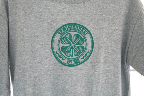 SEMINISHUKEI celtic T-SHIRTS