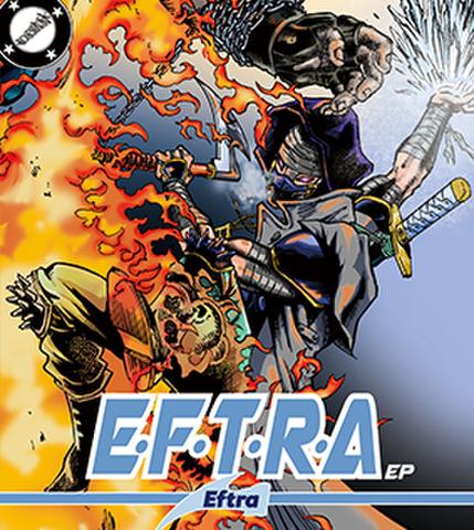 Eftra E.F.T.R.A ep CD