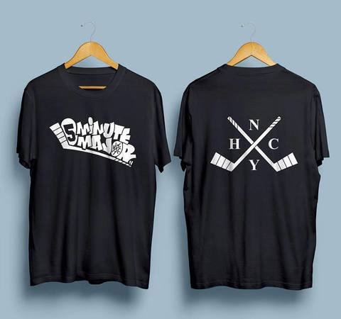 5MINUTES MAJOR NYHC T-SHIRTS