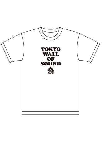 STRUGGLE FOR PRIDE Tokyo wall of sound T-SHIRTS