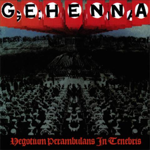 GEHENNA Negotium Perambulans in Tenebris LP