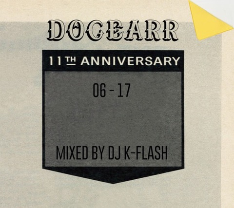 DOGEAR RECORDS 06-17 Mied by DJ K-FLASH