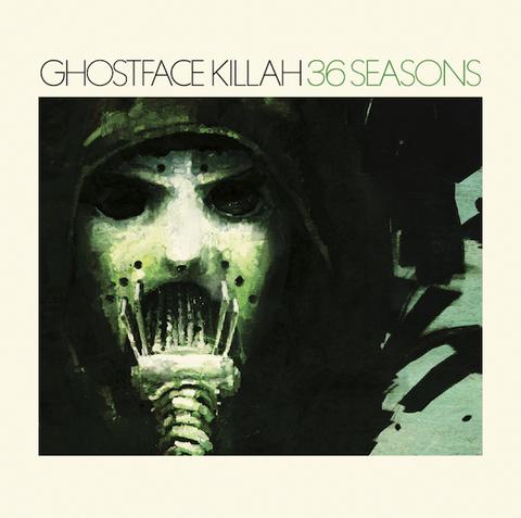 GHOSTFACE KILLAH 36seasons CD ( 日本盤 )