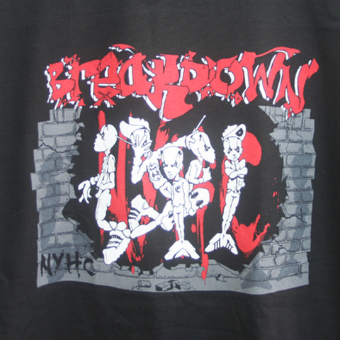 BREAKDOWN drago87 T-SHIRTS