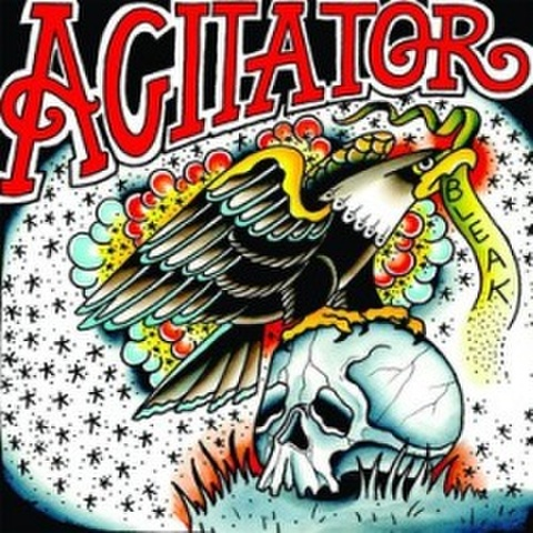 AGITATOR bleak CD