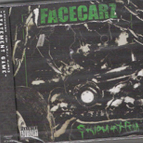 FACECARZ statement game CD+DVD