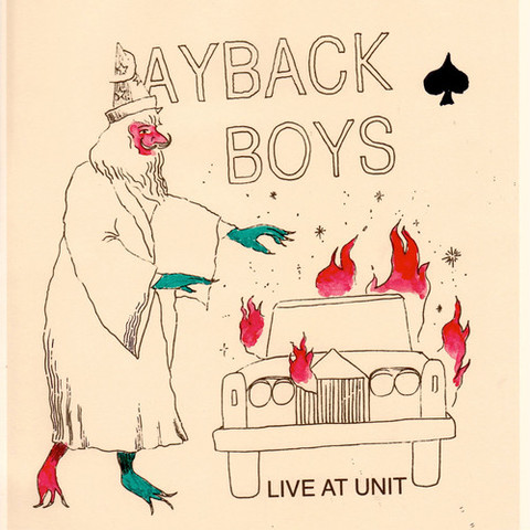 PAYBACK BOYS live at UNIT CD