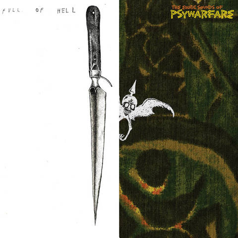 FULL OF HELL / PSYWARFARE split 12 inch