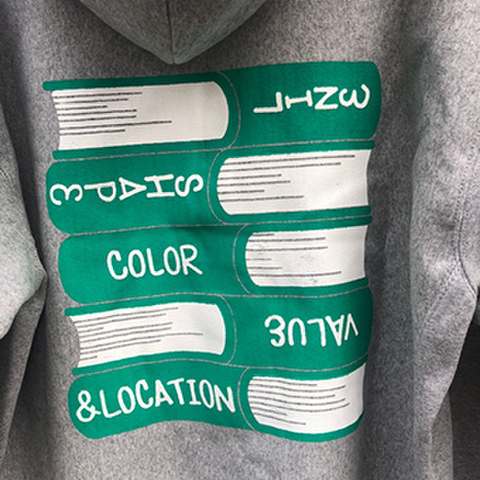 MOSU & Location (Spot) Hoody