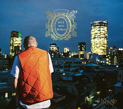 仙人掌 boy meets world CD