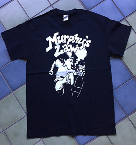 MURPHY'S LAW the edge T-SHIRTS
