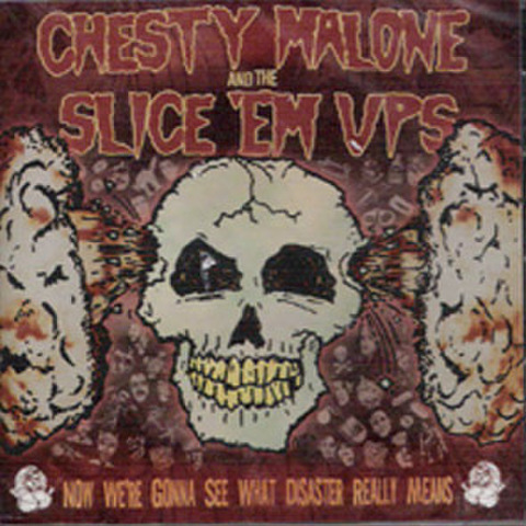 CHESTY MOLONE what disaster relly means CD