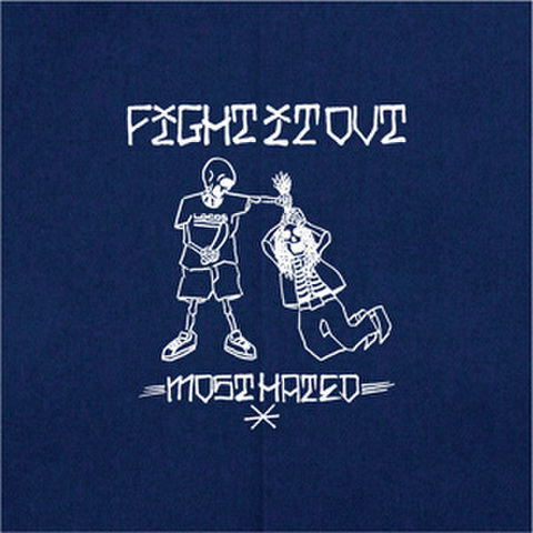 FIGHT IT OUT most hated CD