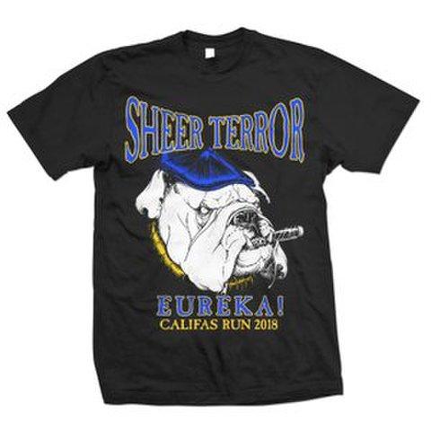 SHEER TERROR eureka T-SHIRTS