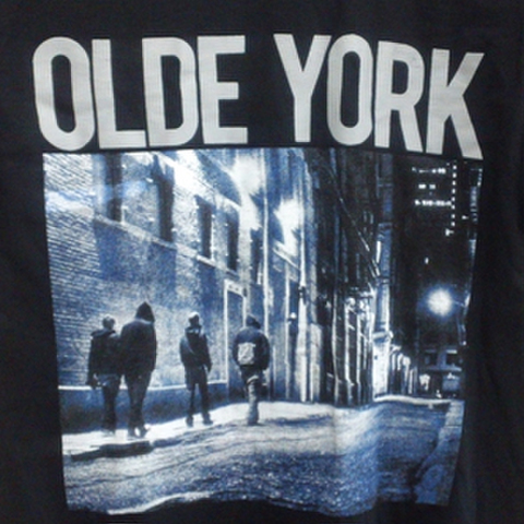 OLDE YORK shallow world T-shirts