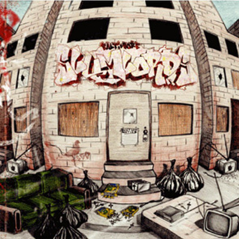 SLUMLORDS s/t CD