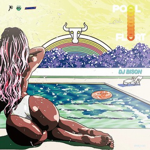 DJ BISON poolfloat MIX CD