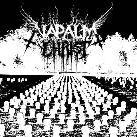 NAPALM CHRIST s/t LP