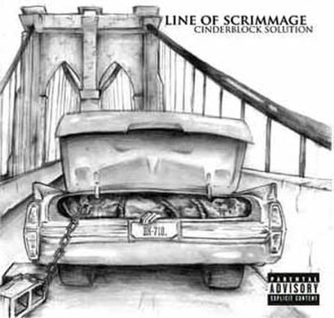 LINE OF SCRIMMAGE cinderblock solution CD