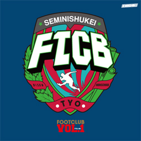 FOOT CLUB foot club vol.1 MIX CD-R