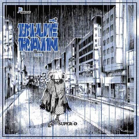 SUPER-D blue rain MIX CD