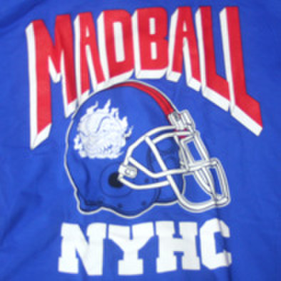 MADBALL helmet T-shirts