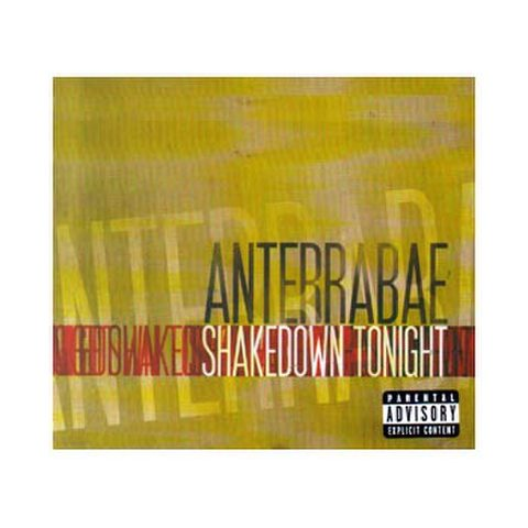 ANTERRABAE shakedown tonight CD