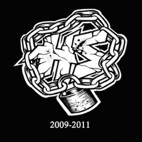 HARDSIDE 2009-2011discography LP