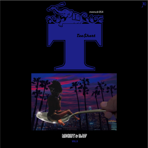 TEE $HORT day&night vol.9 MIX CD
