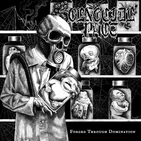 GENOCIDE PACT forged through domination LP
