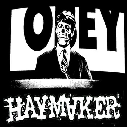 HAYMAKER let them rot 7inch