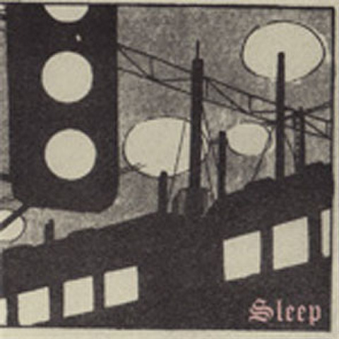 SLEEP when the lights go off CD-R