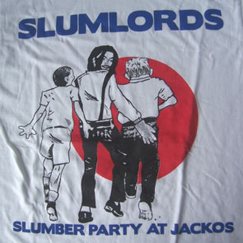 SLUMLORDS jackos T-shirts