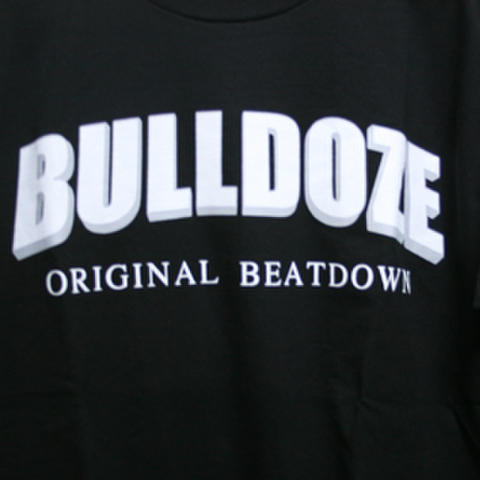 BULLDOZE original beatdown T-SHIRTS