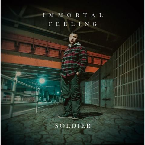 SOLDIER immortal feeling CD