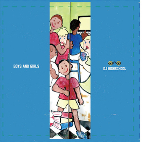 DJ HIGHSCHOOL boys and girls MIX CD