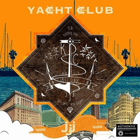 jjj yacht club CD