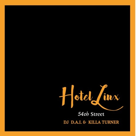 DJ D.A.I. & KILLA TURNER / B.D. HOTEL LINX 3 MIX CD