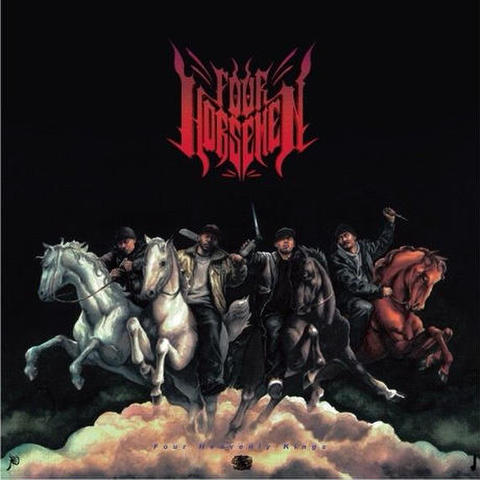 FOUR HORSEMEN four heavenly kings CD