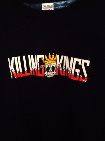 KILLING KINGS T-SHIRTS