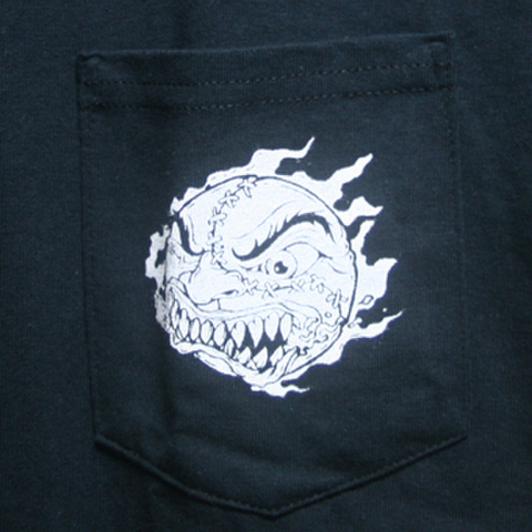MADBALL pocket T-SHIRTS