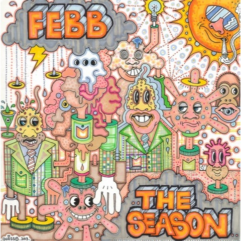 febb THE SEASON DELUXE CD