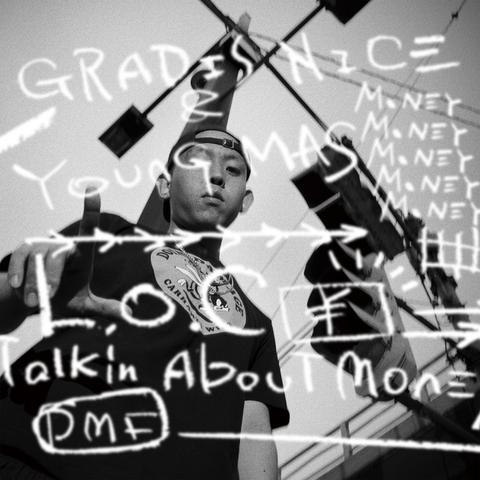 GRADIS NICE & YOUNG MAS L.O.C. talking' about money CD