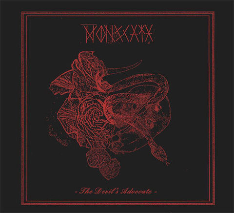 MOONSCAPE the devil's advocate CD