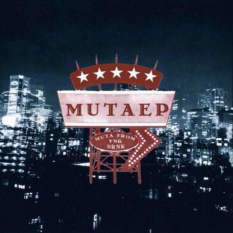 MUTA mutaEP CD
