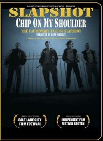 SLAPSHOT chip on my shoulder DVD
