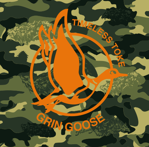 GRINGOOSE timeless toke MIX CD