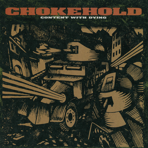 CHOKEHOLD content with dying LP